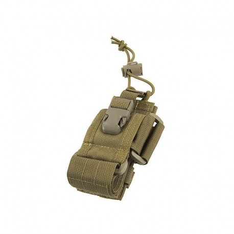 FLYYE EDC Mobile pouch Khaki Tan