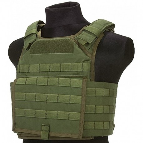 FLYYE FAPC GEN1 with Additional mobile plate carrier OD Green