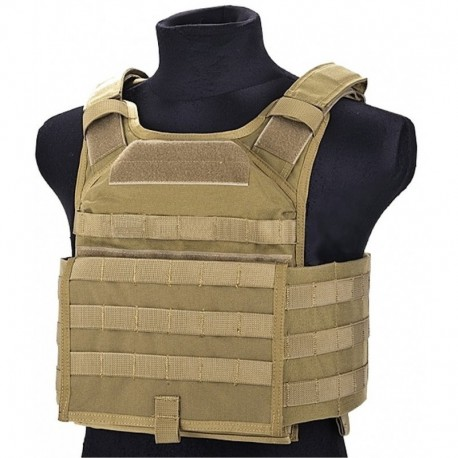 FLYYE FAPC GEN1 with Additional mobile plate carrier Khaki