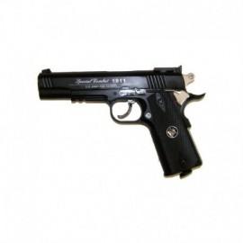 1911 Special Combat semi-scarrellante nera