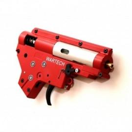 WarTech Gearbox 2nd Gen QD completo anteriore