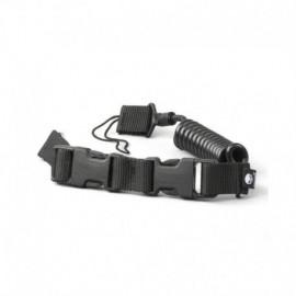 EMERSON elastic sling Black