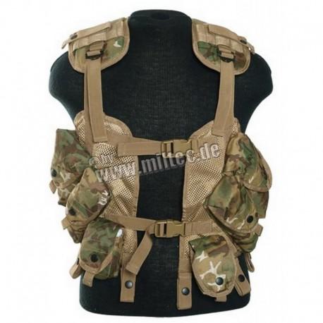 Mil-Tec Load Bearing Tactical Vest MC