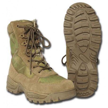 Mil-Tec Tactical boots A-TACS FG ®
