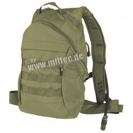 Mil-Tec Camel backpack MOLLE system OD Green