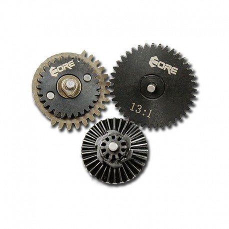 CORE SUPER HIGH SPEED STEEL GEAR SET (18:1)