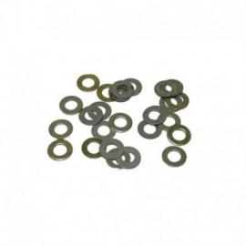 CORE set spessori per ingranaggi in acciaio (30pcs)