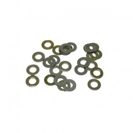 Core steel shimming set for gears (30pcs)