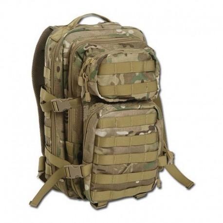 Mil-Tec Assault Backpack italian camo XL 3 days