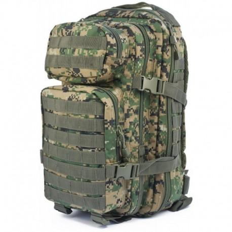 Mil-Tec Assault Backpack 3 days Marpat