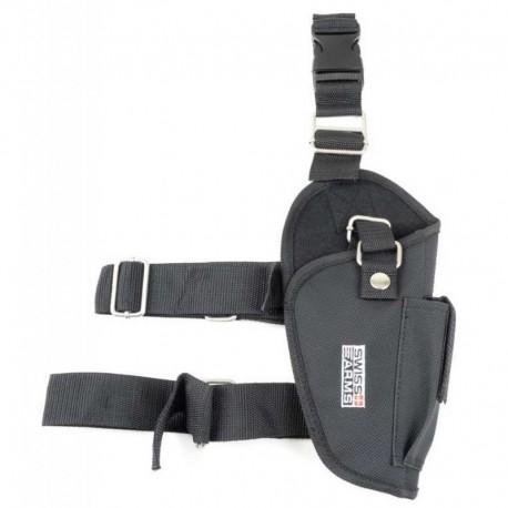 Swiss Arms leg holster black