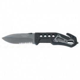BLACK FOX Tactical Knife BF-115 Black