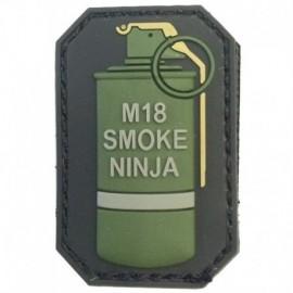 Emerson M18 Smoke Rubber Patch