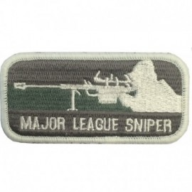 MLS Embroidery Patch Ranger Green