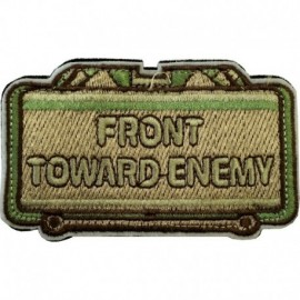 Claymore Embroidery Patch