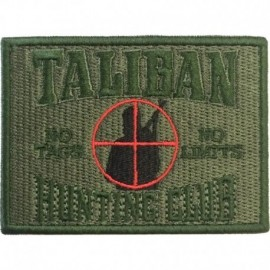 Taliban Hunting Club Embroidery Patch OD Green