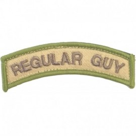 Regular Guy Embroidery Patch MC