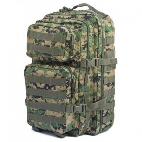 Mil-Tec Assault Backpack MARPAT XL 3 days