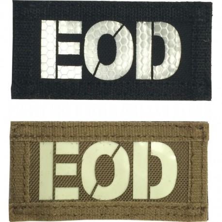 EOD IR Callsigns two tone Velcro