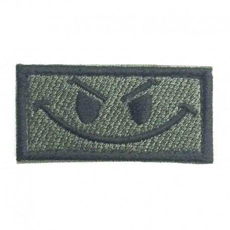 EU Evil Smile Patch OD Green