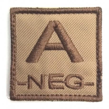 Defcon A Neg Patch Tan