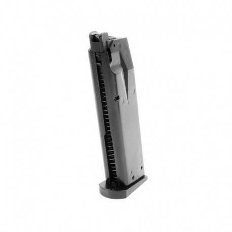 KJ Works Green Gas Magazine for Sig Sauer P229