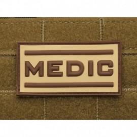 JTG Medic Rubber Patch TAN