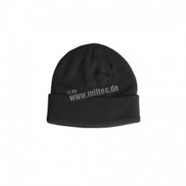Mil-Tec Wool Cap Black