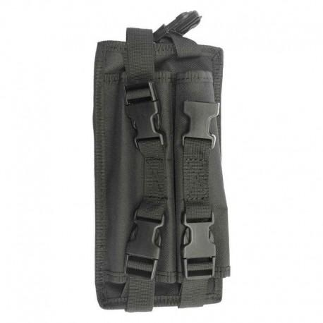 Swiss Arms Double P90/UMP Magazine Pouch Black
