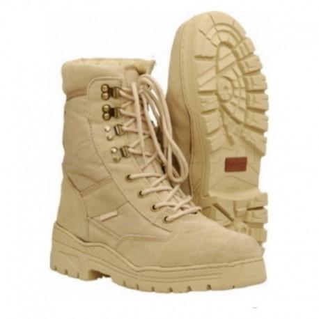 Fostex Tactical Sniper Boots Tan