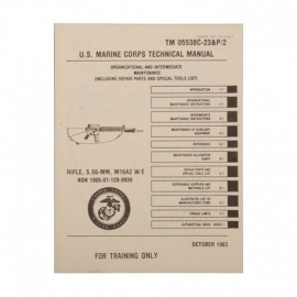 USMC Technical Operative Manual for M16