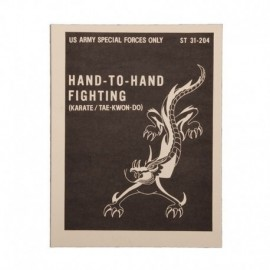 USMC Technical Operative Manual of Hand to Hand Fighting
