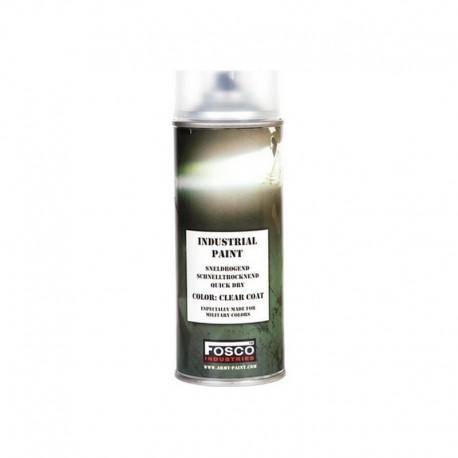Fosco Transparent Protective Spray Paint 400ml