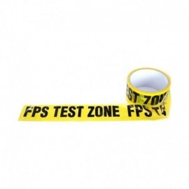 Warning Tape FPS Test Zone