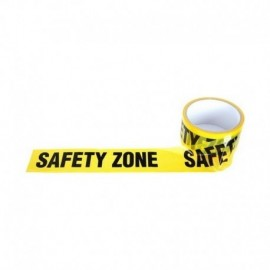 Warning Tape Safety Zone