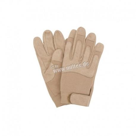 Mil-Tec Army Gloves CB