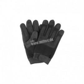 Mil-Tec Army Gloves Black