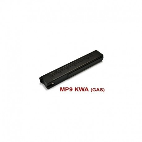 KWA gas magazine for MP9 GBB