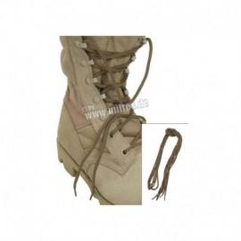 Mil-Tec Boot ties 180cm CB