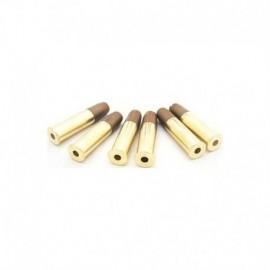 Win Gun Revolver Brass