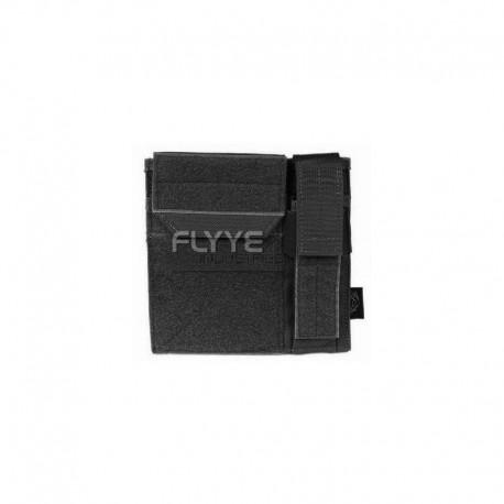 FLYYE Admin Pistol Mag Pouch Black