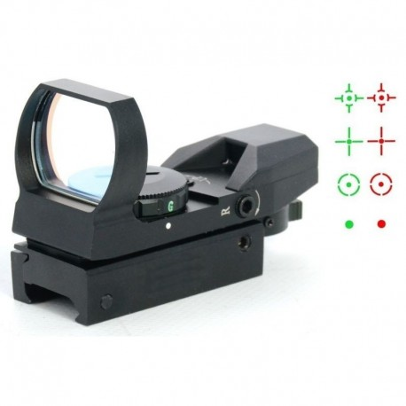TT Aim Reflex Red Dot multi reticle