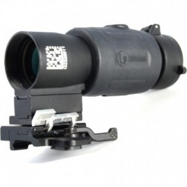 TT 3X Magnifier L3 style with QD Flip to Side Mount