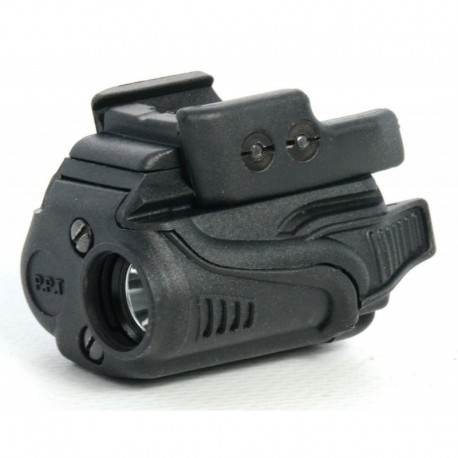ACM Master Weapon light per pistola (120 lumens)