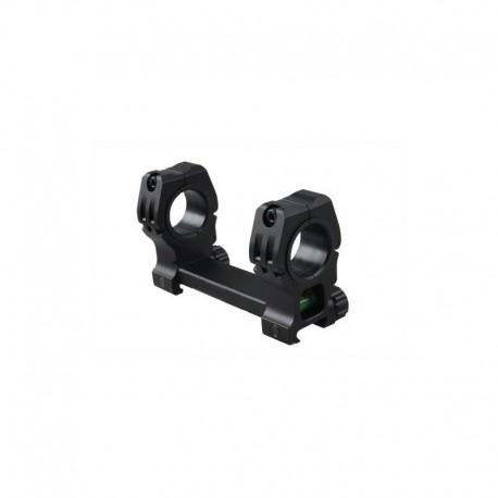 TT Knight mount per ottiche/dot 25/30mm con livella