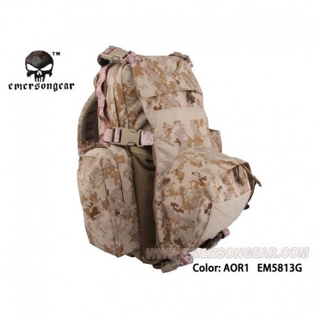 EMERSON Yote Hydratation Backpack AOR1