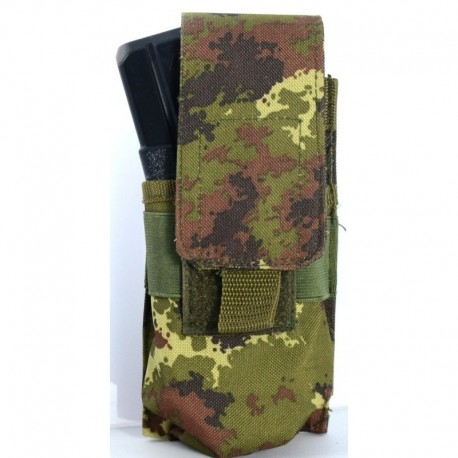 Royal Double M4/M16 mag pouch Italian Vegetato