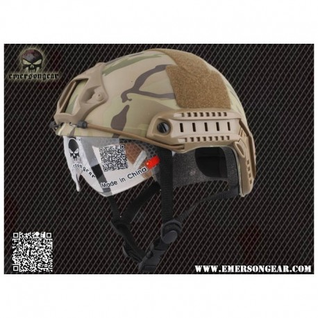 EMERSON Fast helmet MH with goggle MC