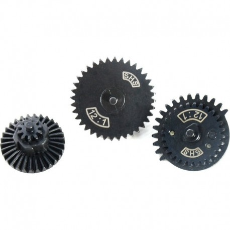 SHS Ultra High Speed Gear Set 12:1