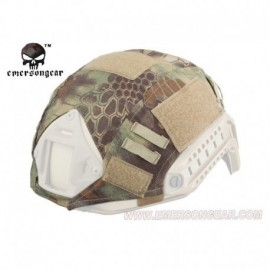 EMERSON Tactical Helmet Cover Kryp Mandrake